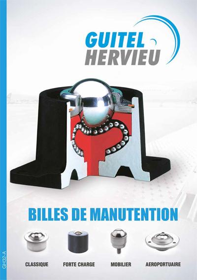 Catalogue Billes de Manutention Guitel Hervieu